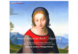 Ricercar Consort, VARIOUS - Bach: Magnificat - (CD + DVD Video)