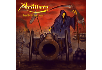Artillery - Penalty By Perception [CD]