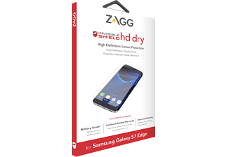 ZAGG InvisibleShield HD Dry Framsida - Galaxy S7 Edge