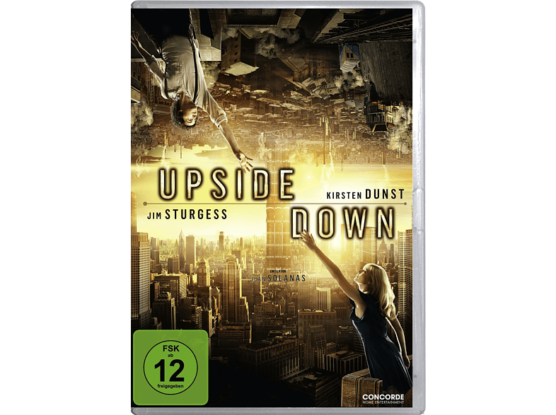 Upside Down [DVD]