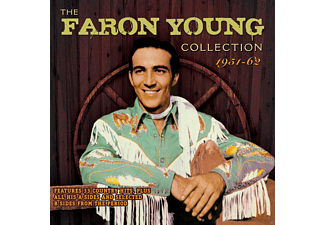 Faron Young - The Faron Young Collection 1951-62 - (CD)