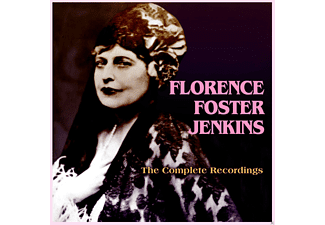 Florence Foster Jenkins - The Complete Recordings - (CD)