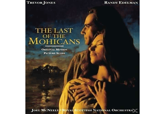 Randy Edelman;Trevor Jones -  The Last Of The Mohicans [CD]