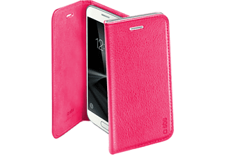 SBS MOBILE Flat Book Case För Galaxy S7 - Rosa
