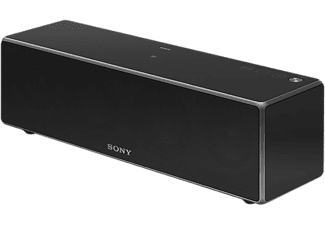 SONY Kabelloser Streaming/Multiroom Lautsprecher SRS-ZR7 mit Bluetooth®/Wi-Fi®, High Resolution Audio