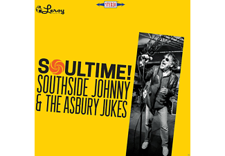 Southside Johnny, The Asbury Jukes - Soultime! - Limited Edition (Vinyl LP (nagylemez))