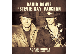 Bowie, David / Vaughan, Stevie Ray - Space Oddity-F.M.Broadcast 1983 - (CD)