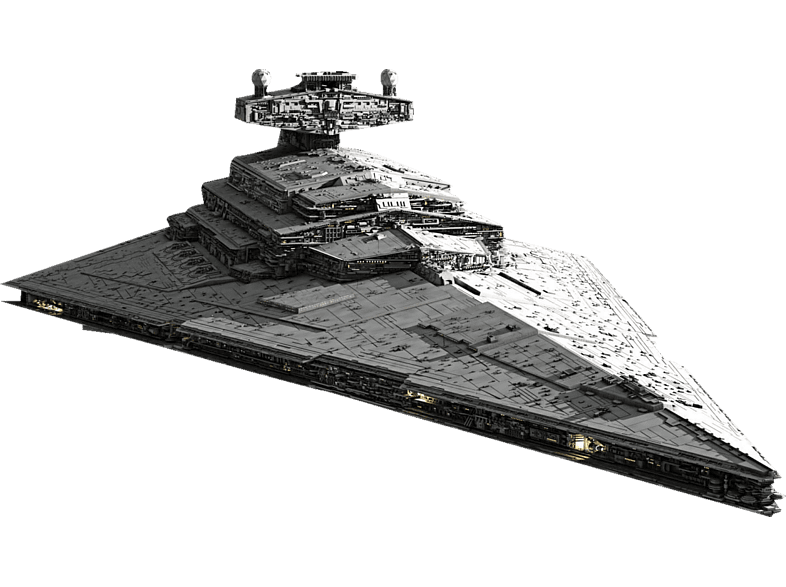 REVELL 03609 Imperial Star Destroyer, Grau