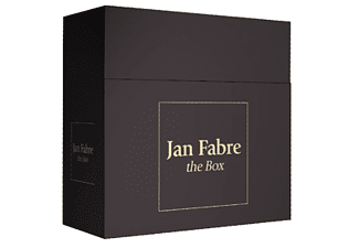 Jan Fabre-The Box - (DVD)