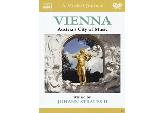 Various - A Musical Journey: Vienna - (DVD)
