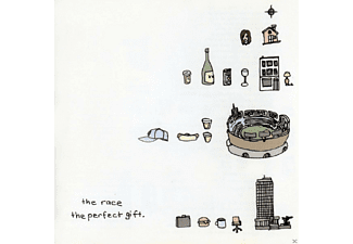 The Race - The Perfect Gift - (CD)