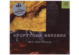 Apotygma Berzerk - Soli Deo Gloria - Remastered Edition Incl. Bonustracks - (CD)