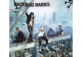 Backyard Babies - Backyard Babies (Lim.Edit.) [CD]