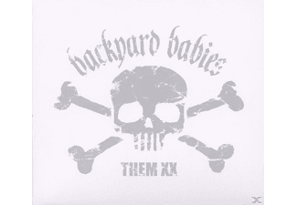 Backyard Babies - Them Xx - (CD)