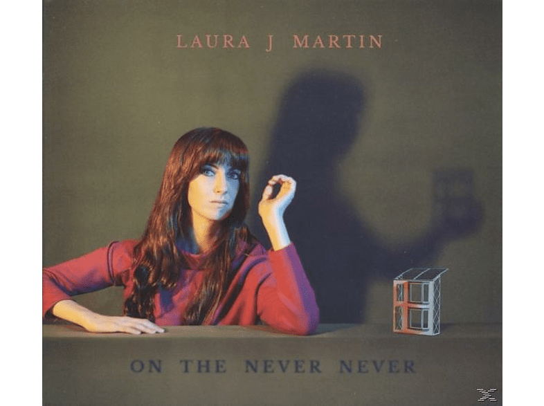 Laura J Martin - On The Never Never [LP + Download]