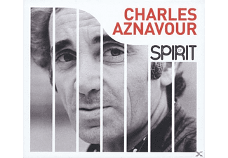 Chalres Aznavour - Spirit Of - (CD)