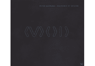 Peter Baumann - Machines Of Desire - (CD)