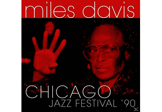 Miles Davis - Chicago Jazz Festival 90 - (CD)