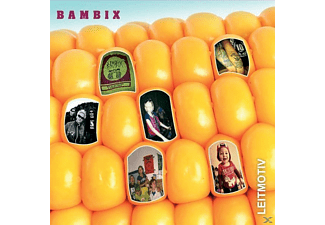Bambix - Leitmotiv (Reissue+Download) [Vinyl]