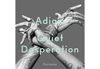 "Adiam - Quiet Desperation Ep 2 (10"" Lp) - (Vinyl)"