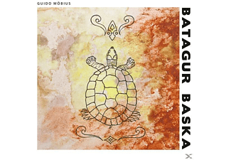 Guido Mobius Batagur Baska (LP) Disco Vinyl