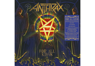 Anthrax - For All Kings - (LP + Bonus-CD)