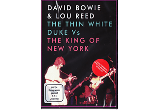 The Thin White Duke Vs The King Of - (DVD)