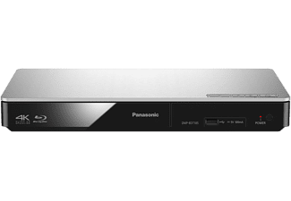 PANASONIC DMP-BDT185EG Blu-ray Player mit DLNA, Internet-Apps, Video on Demand, 4K Upscaling, 3D, USB