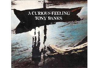Tony Banks - A Curious Feeling - Two Disc Expanded Edition (CD + DVD)