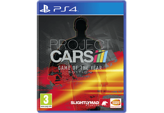 Project Cars GOTY Edition  PS4
