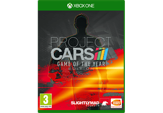 Project Cars GOTY Edition  Xbox One