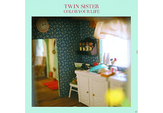 Mr Twin Sister - Color Your Life - (CD)