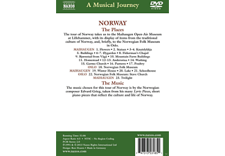 A Musical Journey: Norway - (DVD)