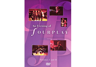 Fourplay - Evening of Fourplay (DVD)