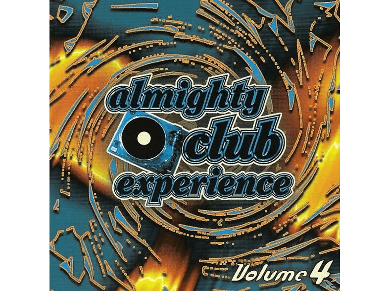 VARIOUS - Almighty Club Experience 4 [CD]