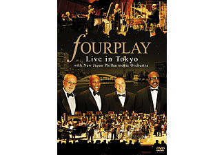 Fourplay - Live In Tokyo (DVD)