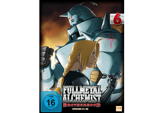 Fullmetal Alchemist - Brotherhood - Volume 6 (Folge 41-48) - (DVD)