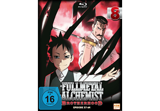 Fullmetal Alchemist - Brotherhood - Vol. 8 - (Blu-ray)