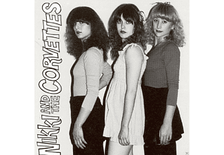 Nikki & The Corvettes - Nikki And The Corvettes - (Vinyl)