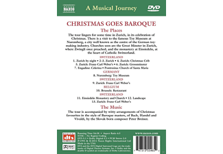 Chistmas Goes Baroque - (DVD)