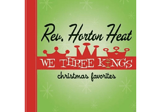 Reverend Horton Heat - We Three Kings - (LP + Download)