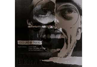 Eggs Laid By Tigers - Live Berlin - (CD)