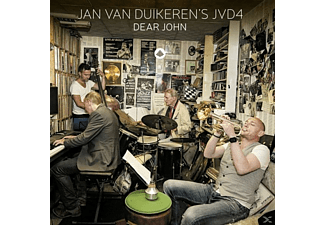 Jan Van Duikeren's Jvd4 - Dear John - (CD)