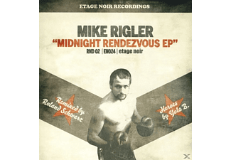 Mike Rigler - Midnight Rendezvous - (Vinyl)
