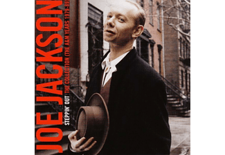 Joe Jackson - Steppin' Out-The A&M Years 1979-89 - (CD)