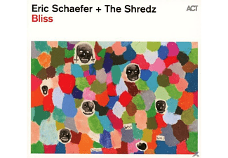 Eric & The Shredz Schaefer - Bliss - (CD)