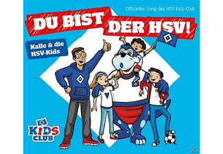 Kalle & Die Hsv-kids - Du Bist Der Hsv - (Maxi Single CD)