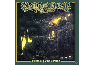 Slaughterday - Laws Of The Occult (Incl.Download-Code) - (LP + Download)