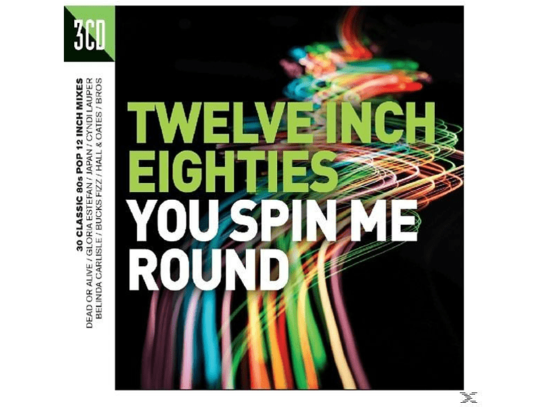 VARIOUS - You Spin Me Round [CD]