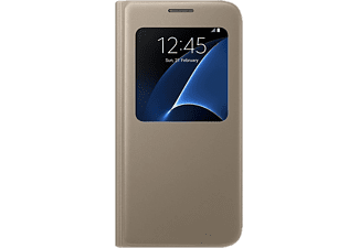 SAMSUNG Galaxy S7 s-view cover tok arany